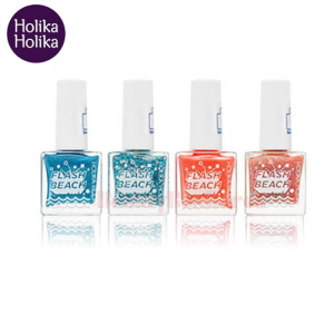 HOLIKA HOLIKA Flash Beach Nail Collection 10ml [2018 Summer],HOLIKAHOLIKA
